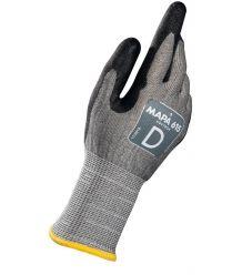 Rękawice przeciwprzecięciowe powlekane poliuretanem HDPE MAPA KRYTECH 615