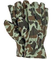 Rękawice ochronne drelichowe RD-MORO