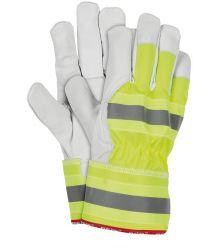 Rękawice wzmacniane skórą kozią RLVIS