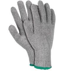 Rękawice ochronne wykonane z dzianiny RDZ-GREY