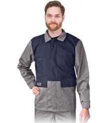 Bluza trudnopalna spawalnicza antyelektrostatyczna WELD-J