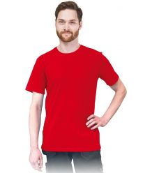 T-shirt męski o wydłużonym kroju TSR-LONG