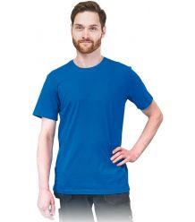 T-shirt męski o dopasowanym kroju TSR-SLIM