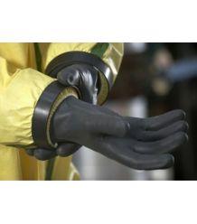 Pierścienie do mocowania rękawic do kombinezonu System Push-Lock
