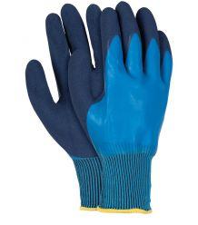 Rękawice całe powlekane lateksem OX-DEEPON