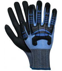 Rękawice ochronne powlekane nitrylem BLUMAX-TPR