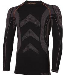 Wysokiej jakości bluzka termoaktywna BRUBECK® z długim rękawem