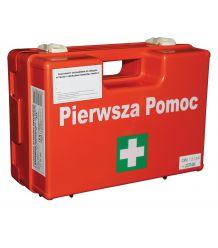 Apteczka zakładowa przenośna pierwszej pomocy AZP10