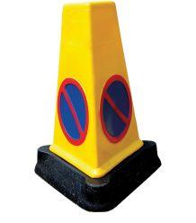 Pachołek ostrzegawczy Zakaz postoju 56 cm JSP
