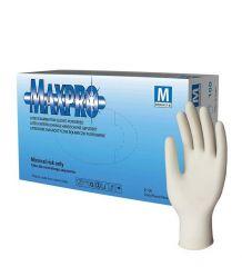 Rękawice lateksowe MAXPRO BARDZO MOCNE