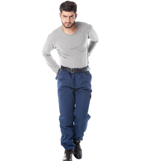 Spodnie robocze ocieplane do pasa typu Taiga SPTOGZ