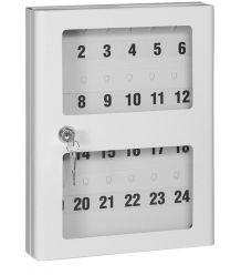 Szafka zamykana na 24 kluczy