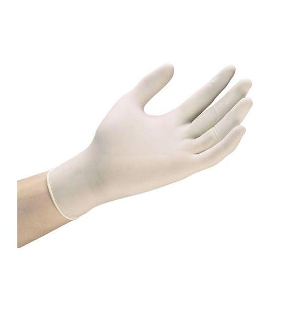 Rękawice lateksowe NANOSAFETY bardzo mocne!