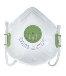 Półmaska filtrująca z taśmą nagłowia oraz chłonne uszczelnienie X310 SV FFP3 NR D