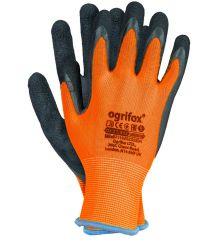Rękawice ochronne powlekane spienionym lateksem OX-LATEKSFOM