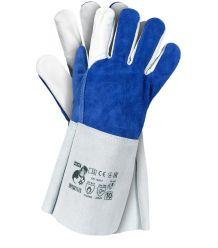 Rękawice spawalnicze RSPLBLULUX