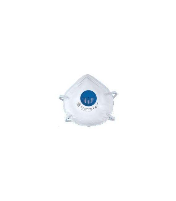 Półmaska filtrująca z zaworem wydechowym X100 V FFP1 NR D