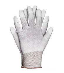 Rękawice ochronne, powlekane poliuretanem palce RNYPO-FIN