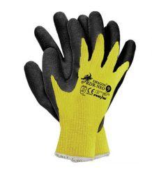 Rękawice powlekane z fluorescencyjnego materiału RDR-NEO