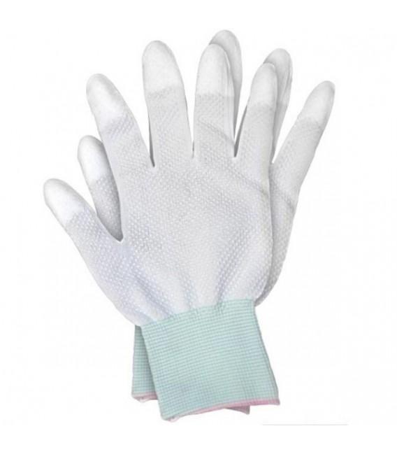 Rękawice nylonowe końcówki palców powlekane z mikronakropieniem RNYPOFIMIC