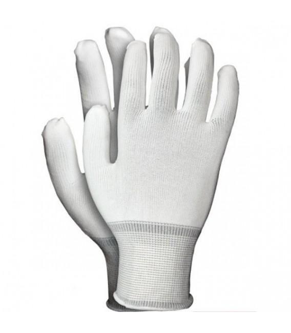 Rękawice wykonane z nylonu RNYLONEX