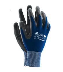 Rękawice powlekane nitrylem z nylonu RBLUBIN