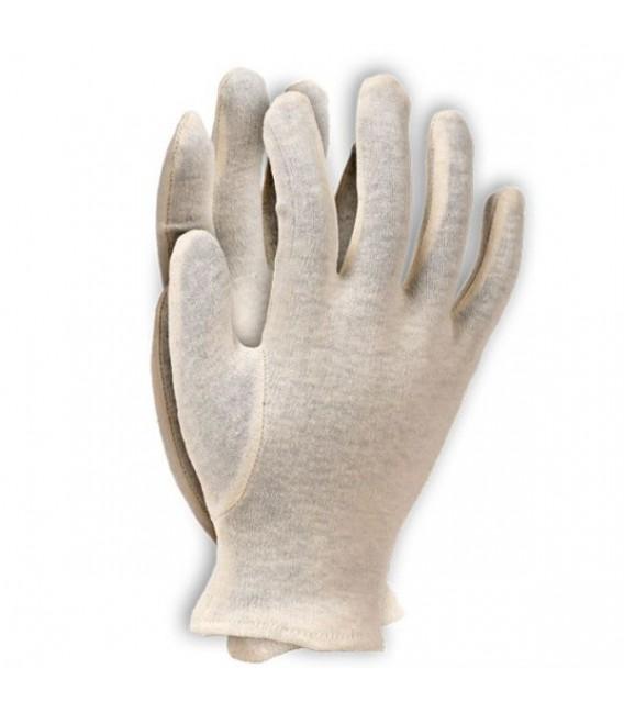 Rękawice wykonane z bawełny RWK