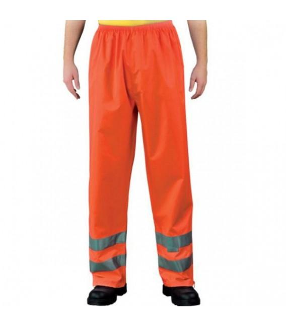 Spodnie przeciwdeszczowe z pasami odblaskowymi LH-FLUER-T