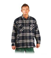 Koszula flanelowa ocieplana grubym kożuszkiem KFTOP