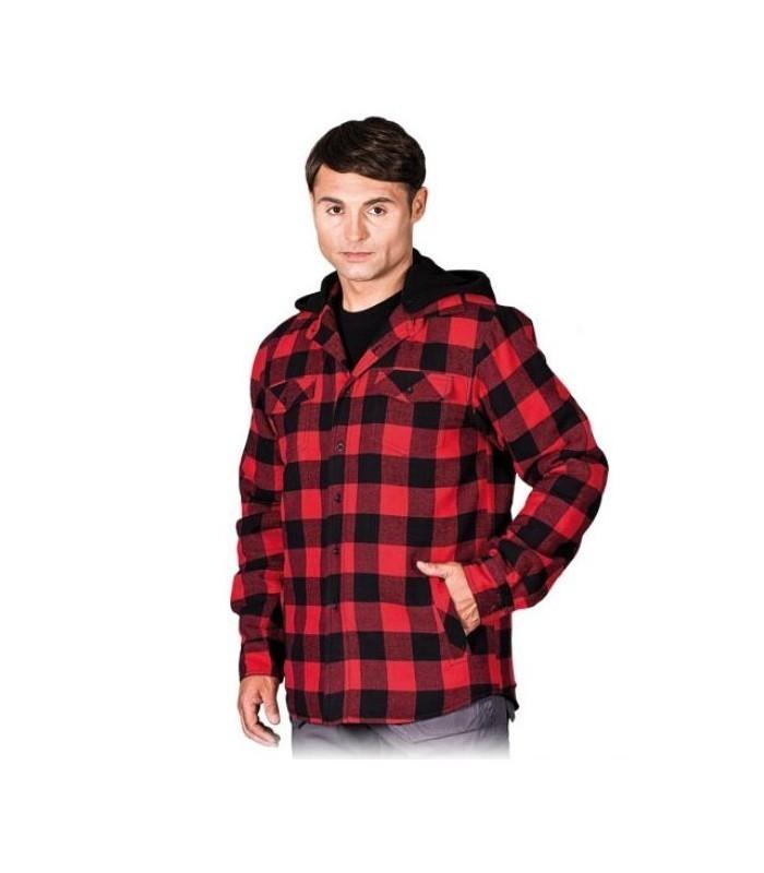 00b18478e3aae3 Koszula Ocieplana Z Kapturem Kfwinhood - Koszule - Odzież Robocza I ...