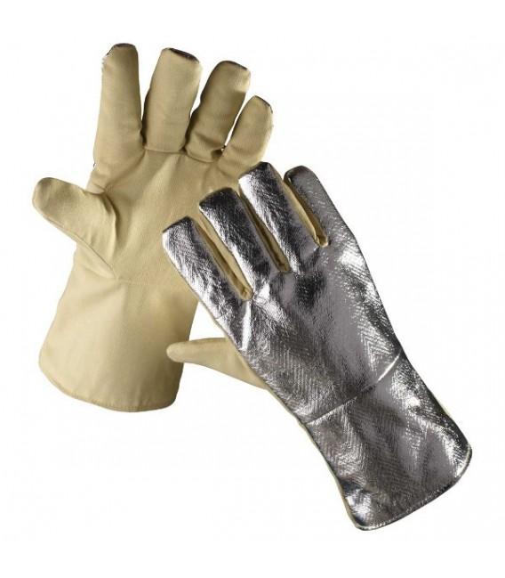 Rękawice temiczne ARAMID SCAUP ALUMINIZOWANE do 500°C