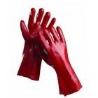 Rękawice powlekane PCV REDSTART 45 CM