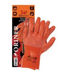 Rękawice gumowe ORINER 30 cm