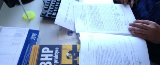 Szkolenie okresowe i egzamin sprawdzający wiedzę po szkoleniu BHP