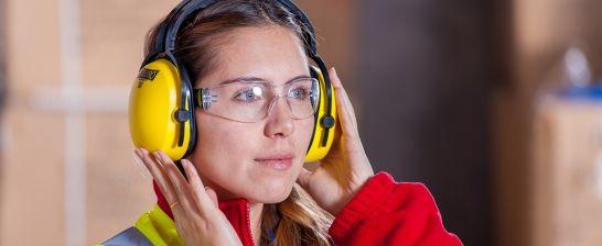 Ochrona słuchu na zawodach sportowych