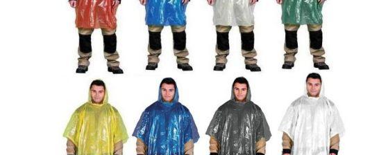Odzież przeciwdeszczowa dla pracowników