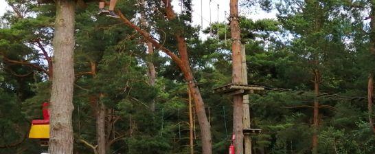 Bezpieczeństwo w parku linowym