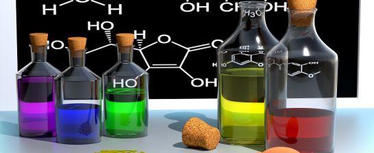 Praca w kontakcie z substancjami chemicznymi