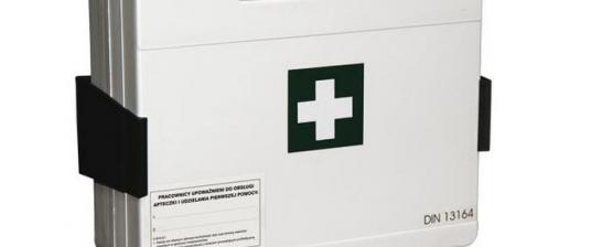 Zakładowa apteczka pierwszej pomocy