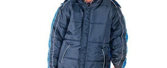 Zimowa odzież ochronna