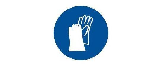 Normy rękawic ochronych