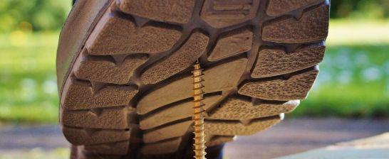 Wpływ podeszwy na właściwości ochronne obuwia